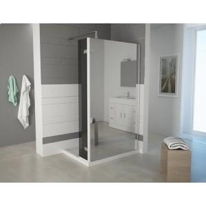 TERRA - Corner Wet Room  With Return